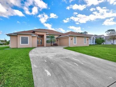 2202 SW Crocus Lane, Port Saint Lucie, FL 34953 - MLS#: RX-10370899