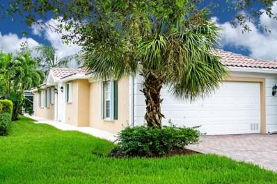 12270 SW Elsinore Drive, Port Saint Lucie, FL 34987 - MLS#: RX-10370902