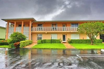 1440 NW 20th Avenue UNIT 202, Delray Beach, FL 33445 - MLS#: RX-10370948