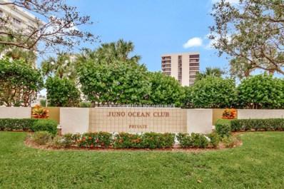 450 Ocean Drive UNIT 103, Juno Beach, FL 33408 - MLS#: RX-10370951