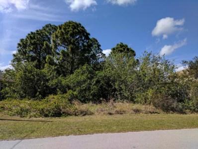 5731 NW Jigsaw Lane, Port Saint Lucie, FL 34986 - MLS#: RX-10371052