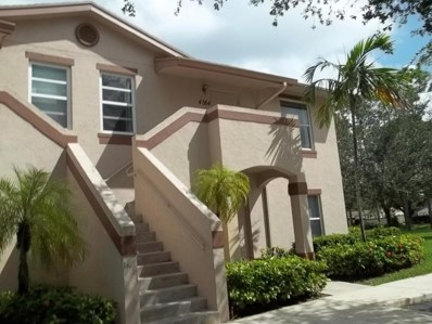 4564 Oak Terrace Drive UNIT 1-A, Greenacres, FL 33463 - MLS#: RX-10371090