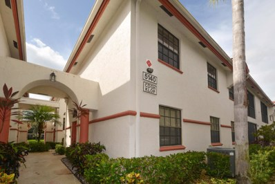 5140 Floria Way UNIT O, Boynton Beach, FL 33437 - MLS#: RX-10371125
