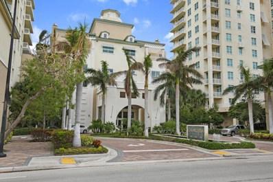 450 N Federal Highway UNIT 802, Boynton Beach, FL 33435 - MLS#: RX-10371155