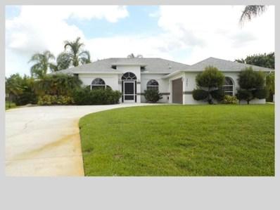 3067 SE Galt Circle, Port Saint Lucie, FL 34984 - MLS#: RX-10371162
