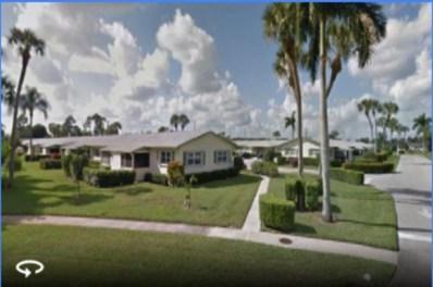 2941 Crosley Drive W UNIT H, West Palm Beach, FL 33415 - MLS#: RX-10371289