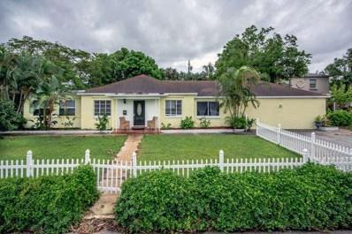 1212 Wellington Street, West Palm Beach, FL 33401 - MLS#: RX-10371290