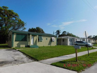400 W 27th Street, Riviera Beach, FL 33404 - MLS#: RX-10371351