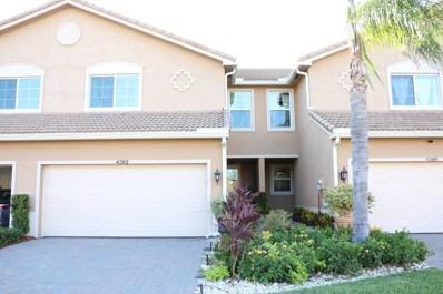 4362 Colony View Drive UNIT Lot 45a, Lake Worth, FL 33463 - MLS#: RX-10371541