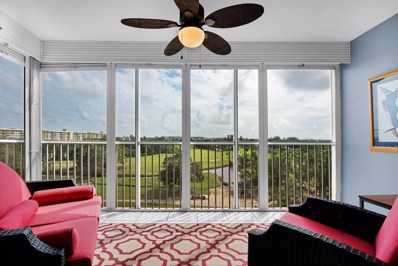 3300 N Palm Aire Drive N UNIT 710, Pompano Beach, FL 33069 - MLS#: RX-10371600