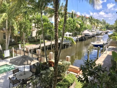 809 Estancia Way, Boynton Beach, FL 33435 - MLS#: RX-10371602