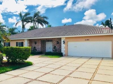 2361 W Silver Palm Road, Boca Raton, FL 33432 - MLS#: RX-10371647