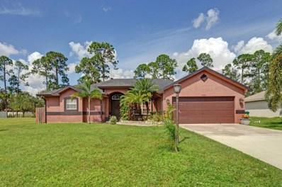 1265 SW Ingrassina Avenue, Port Saint Lucie, FL 34953 - MLS#: RX-10371676