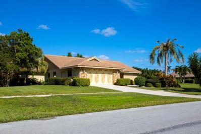 5335 Piping Rock Drive, Boynton Beach, FL 33437 - MLS#: RX-10371750