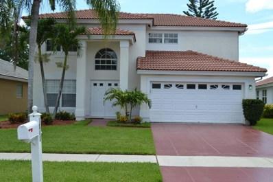 1808 S Club Drive, Wellington, FL 33414 - MLS#: RX-10371760