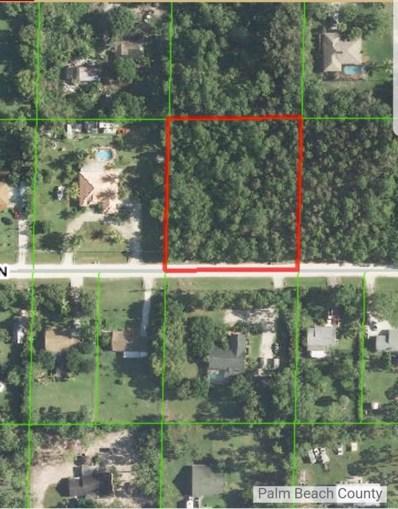 57th Road N, West Palm Beach, FL 33412 - MLS#: RX-10371773