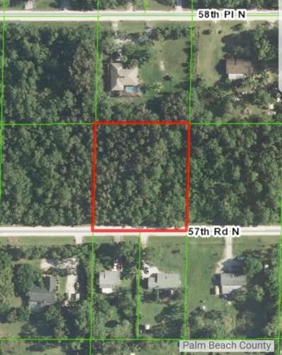 57th Road N, West Palm Beach, FL 33412 - MLS#: RX-10371775