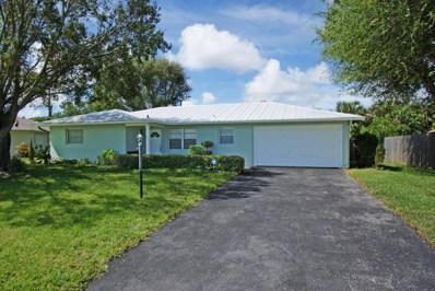 1506 Venus Avenue, Jupiter, FL 33469 - MLS#: RX-10371936