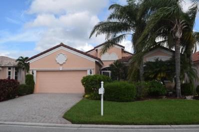 9421 Vercelli Street, Lake Worth, FL 33467 - MLS#: RX-10372161