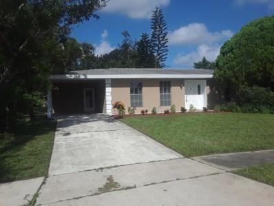 175 NE Tunison Avenue, Port Saint Lucie, FL 34983 - MLS#: RX-10372290