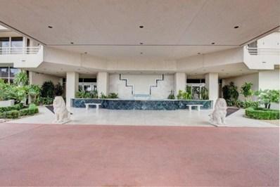 4101 N Ocean Boulevard UNIT D301, Boca Raton, FL 33431 - MLS#: RX-10372305