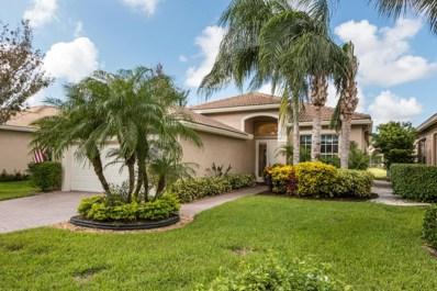 6921 Watertown Drive, Boynton Beach, FL 33437 - MLS#: RX-10372309
