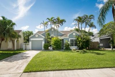 8438 Dynasty Drive, Boca Raton, FL 33433 - MLS#: RX-10372315