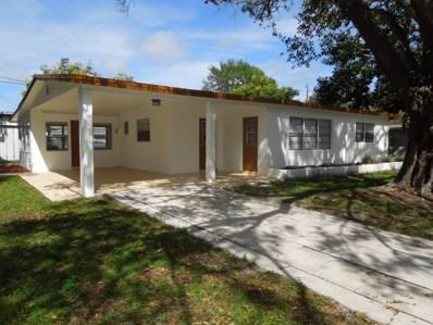 338 Hosbine Street, Fort Pierce, FL 34951 - MLS#: RX-10372361