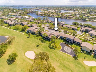 9159 SE Riverfront Terrace UNIT H, Tequesta, FL 33469 - MLS#: RX-10372382