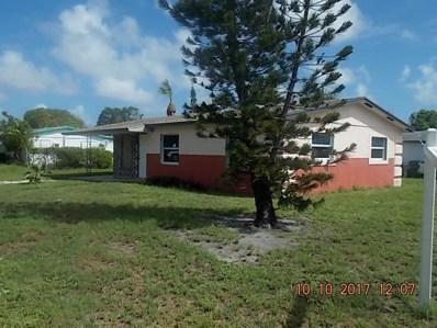 1310 Cleve H Dixon Avenue, Riviera Beach, FL 33404 - MLS#: RX-10372434
