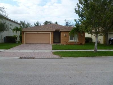 2093 SW Marblehead Way, Port Saint Lucie, FL 34953 - MLS#: RX-10372463