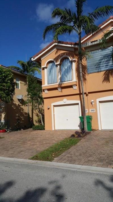 2904 Carvelle Drive, Riviera Beach, FL 33404 - MLS#: RX-10372515