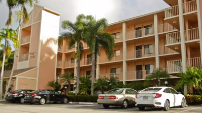 7350 Kinghurst Drive UNIT 105, Delray Beach, FL 33446 - MLS#: RX-10372574