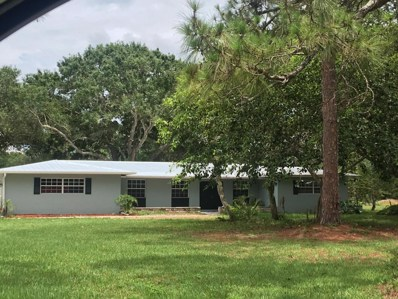 1840 Copenhaver Road, Fort Pierce, FL 34945 - MLS#: RX-10372613