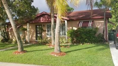 117 Yucatan Drive, Lake Worth, FL 33461 - MLS#: RX-10372644