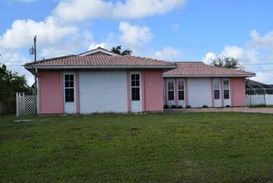 4042 SW Mcintyre Street, Port Saint Lucie, FL 34953 - MLS#: RX-10372776