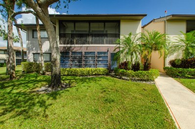 15488 Lakes Of Delray Boulevard UNIT 101, Delray Beach, FL 33484 - MLS#: RX-10372785
