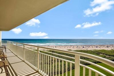 3000 N Ocean Drive UNIT 7-C, Singer Island, FL 33404 - MLS#: RX-10372998