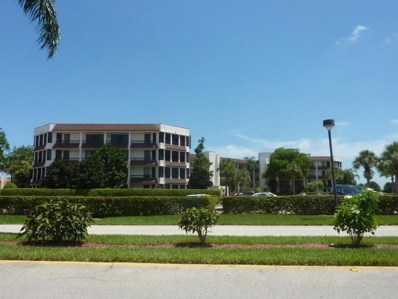 4770 Fountains Drive UNIT 401, Lake Worth, FL 33467 - MLS#: RX-10373002