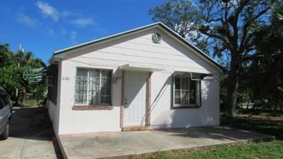 630 S L, Lake Worth, FL 33460 - MLS#: RX-10373124