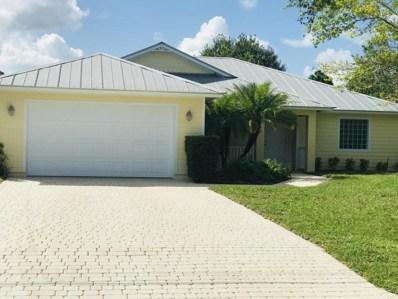 3756 SW Hale Street, Port Saint Lucie, FL 34953 - MLS#: RX-10373180
