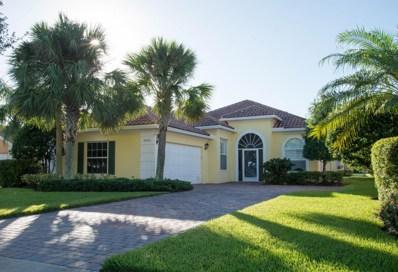 11343 SW Rockingham Drive, Port Saint Lucie, FL 34987 - MLS#: RX-10373233