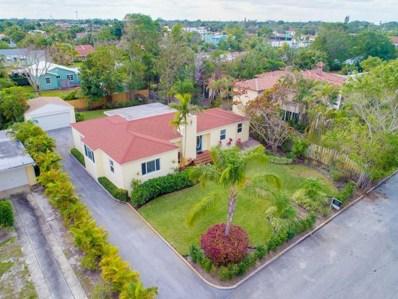 356 Potter Road, West Palm Beach, FL 33405 - MLS#: RX-10373304