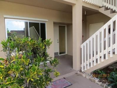 11800 Avenue Of The Pga UNIT 10, Palm Beach Gardens, FL 33418 - MLS#: RX-10373356