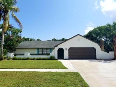 2575 SE Gowin Drive, Port Saint Lucie, FL 34952 - MLS#: RX-10373393