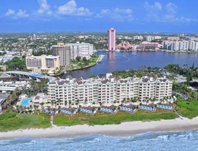800 S Ocean Boulevard UNIT 204, Boca Raton, FL 33432 - MLS#: RX-10373407