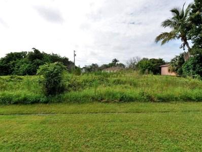 810 SW Koler Avenue, Port Saint Lucie, FL 34953 - MLS#: RX-10373428
