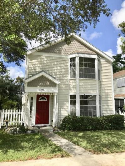 1105 Forsythia Lane, West Palm Beach, FL 33415 - MLS#: RX-10373511