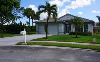 7475 Michigan Isle Road, Lake Worth, FL 33467 - MLS#: RX-10373542