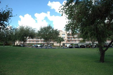 5906 Crystal Shores Drive UNIT 208, Boynton Beach, FL 33437 - MLS#: RX-10373789